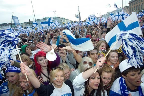 Helsinki calls in extra police ahead of world hockey final