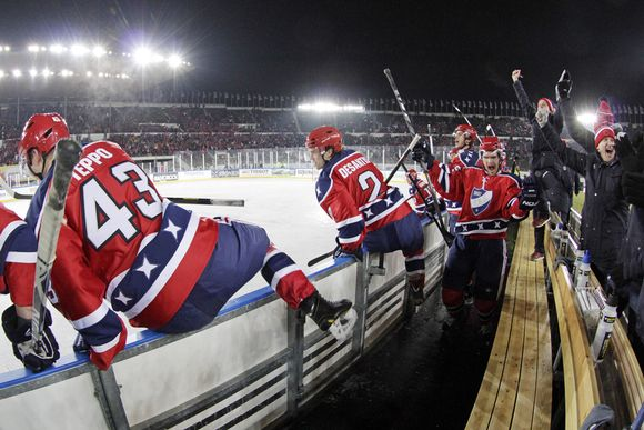 Helsinki Hockey Rivals Look To Future Without Derbies Yle Uutiset
