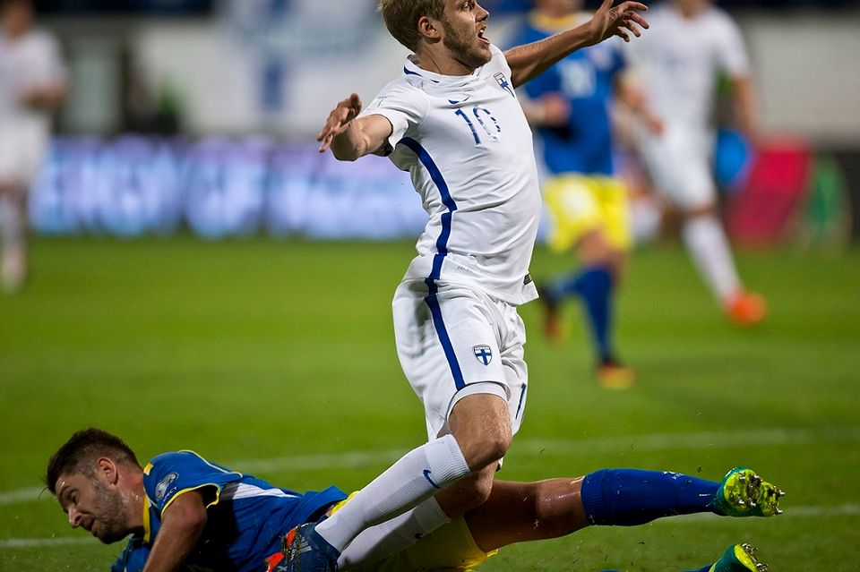Finland falter in historic first Kosovo match | Yle Uutiset