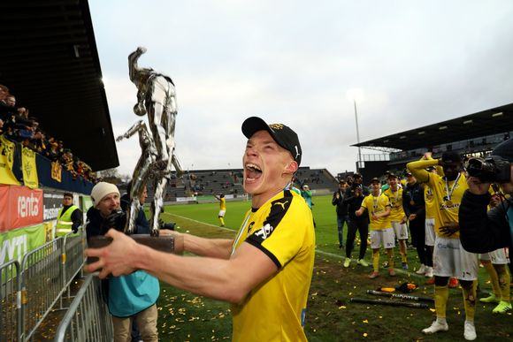 KuPS end 43 years of waiting for Finnish title