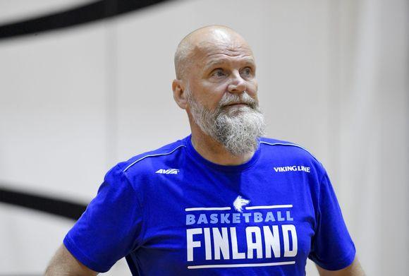 Pekka Salminen 16.4.2021 STT