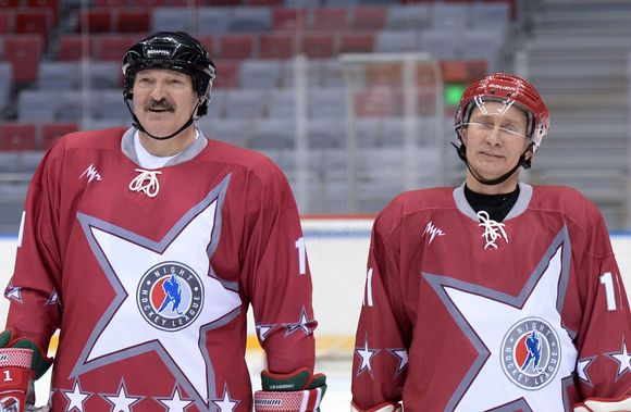 Finnish Media Houses Set Conditions On Belarus Hockey Coverage Yle