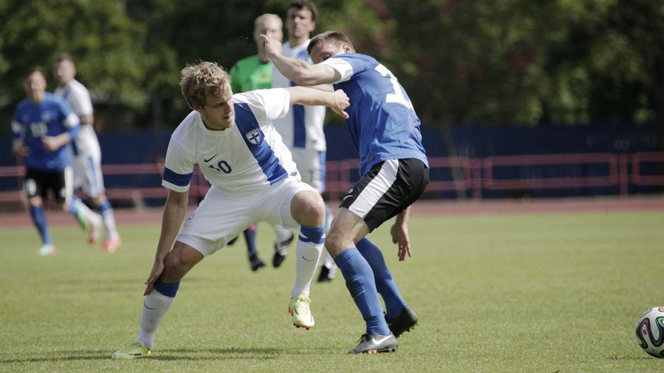 73bad001798 Finland blanks Estonia in football's Baltic Cup | Yle Uutiset | yle.fi