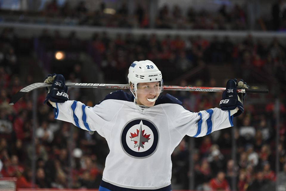 Finnish Nhl Star Patrik Laine Gives Young Fan A Birthday