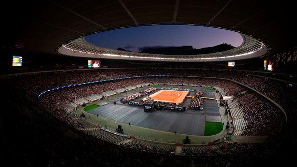 tennis Etelä-Afrikka
