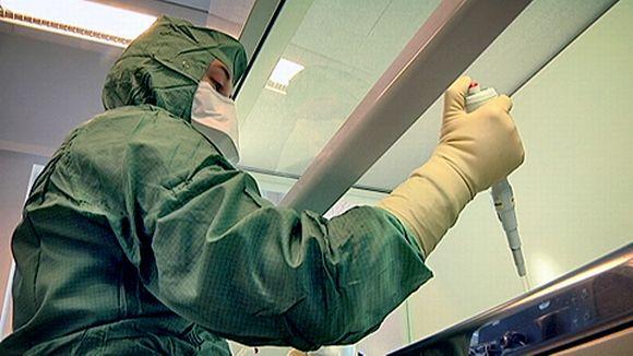 Rokotetutkimusta tehdään FIT Biotechin tiloissa Tampereella.