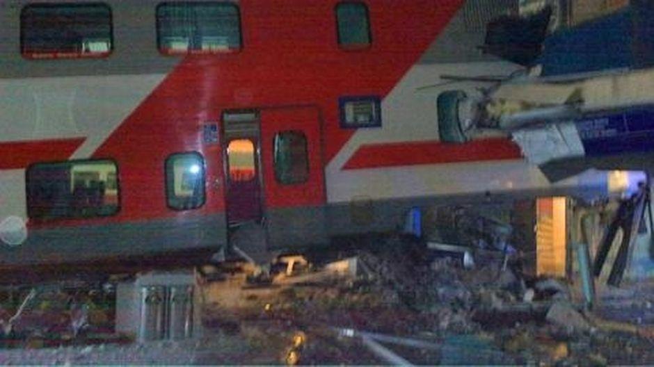 Junaonnettomuus Jyväskylä