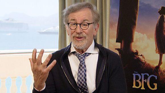 Видео: Steven Spielberg