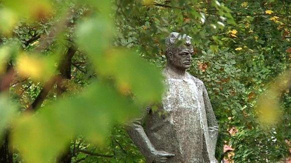 Sibeliuspatsas Hämeenlinnassa