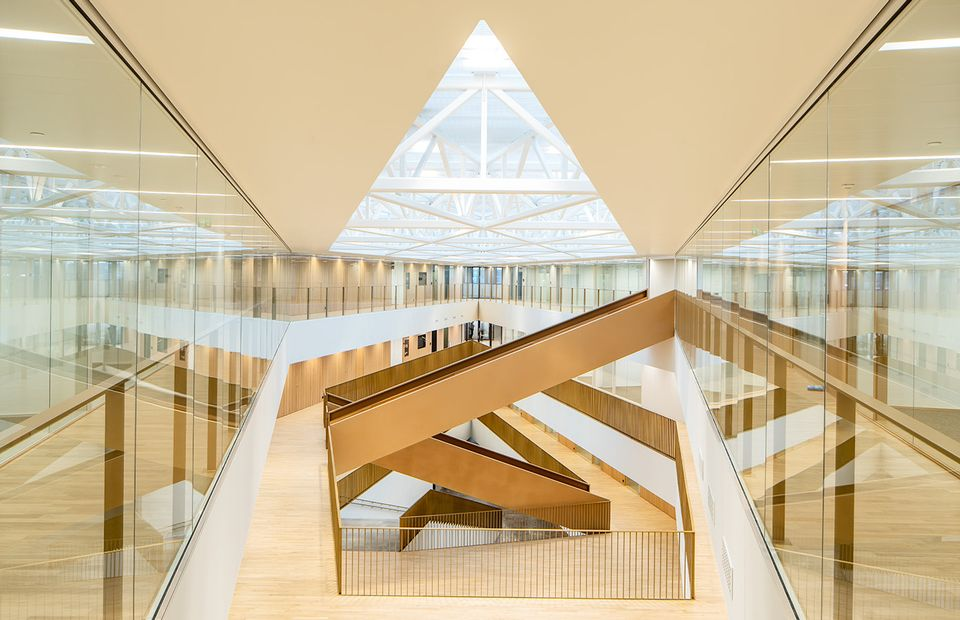 Finland's largest business school opens new home in Otaniemi