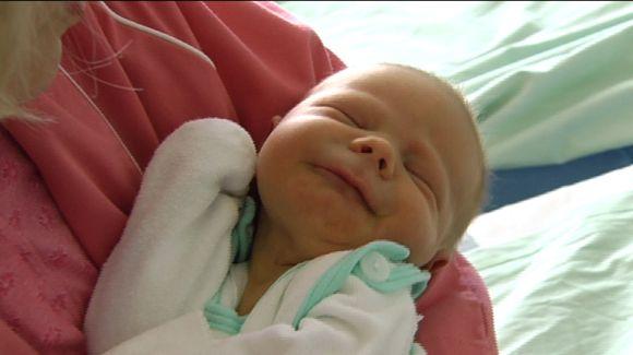 Lapissa syntyi vuonna 2012 1803 vauvaa.