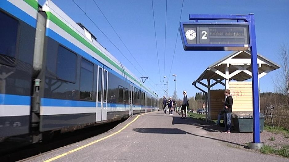 Vr Joensuu Helsinki