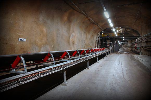 salmisaari voimala helen helsinki tunneli syvin paikka hiili hiilivarasto siilo