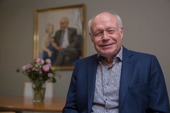 Professori Timo Vesikari, johtaja, Rokotetutkimuskeskus.