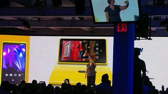 Nokian tiedotustilaisuus