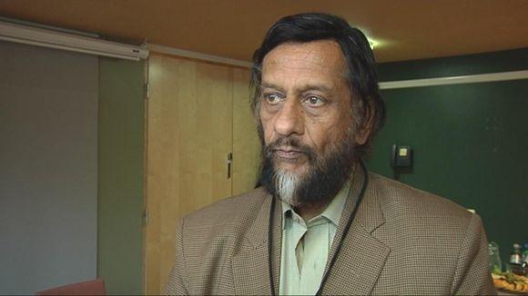 Rajendra Kumar Pachauri.