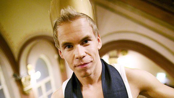 Mr. Gay Finland Janne Tiilikainen.