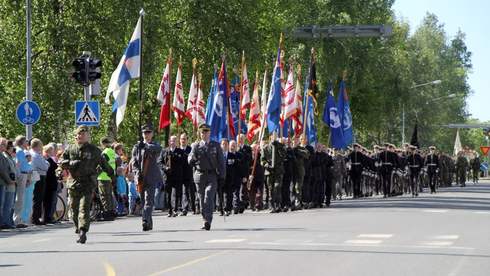 Poll Shows Support For Military Union With Sweden Yle Uutiset Yle Fi