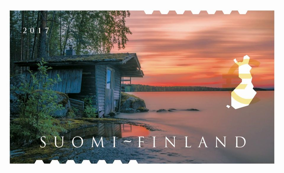 vuoden 2018 joulumerkki Nature and lakes prevail in Finland's postage stamp contest   Yle  vuoden 2018 joulumerkki