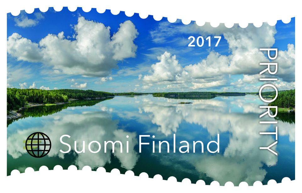 joulumerkki 2018 hinta Nature and lakes prevail in Finland's postage stamp contest | Yle  joulumerkki 2018 hinta