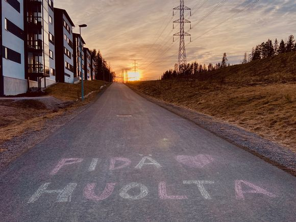 Stuck in limbo: Hostages of the pandemic in Finland
