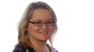 Toimittaja Riina Mäentausta