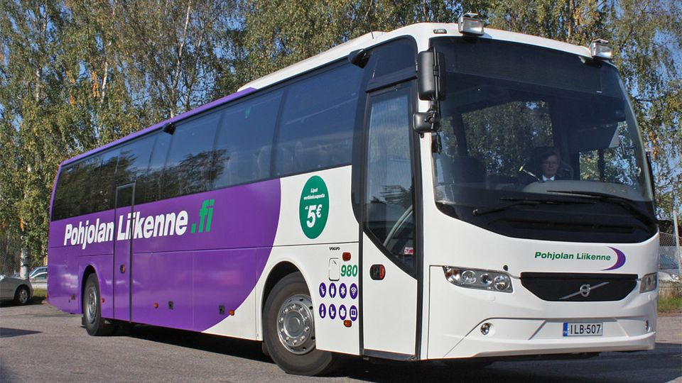Pohjolan Liikenne Says It Will Stop All Of Its Long Distance Express Routes Due To New Market Conditions That Have Made It Impossible To Turn A Profit