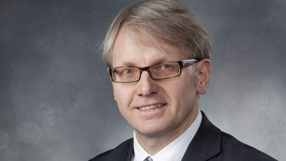 Lapin ELY:n tiejohtaja Jaakko Ylinampa.