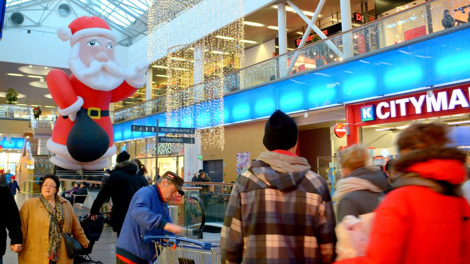 joulu alennusmyynnit 2018 Trade lobby boss: Christmas shopping in Finland up from last year  joulu alennusmyynnit 2018