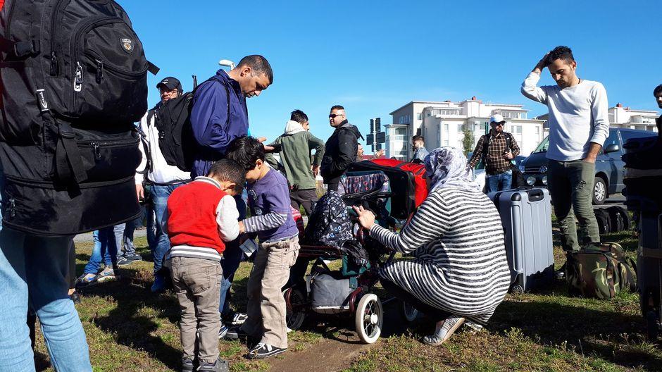 Fewer asylum seekers arriving in Finland