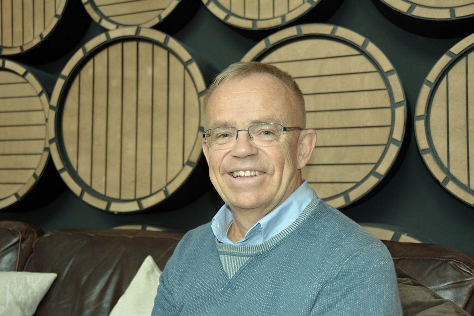 Professori, ylilääkäri Peter Strang.