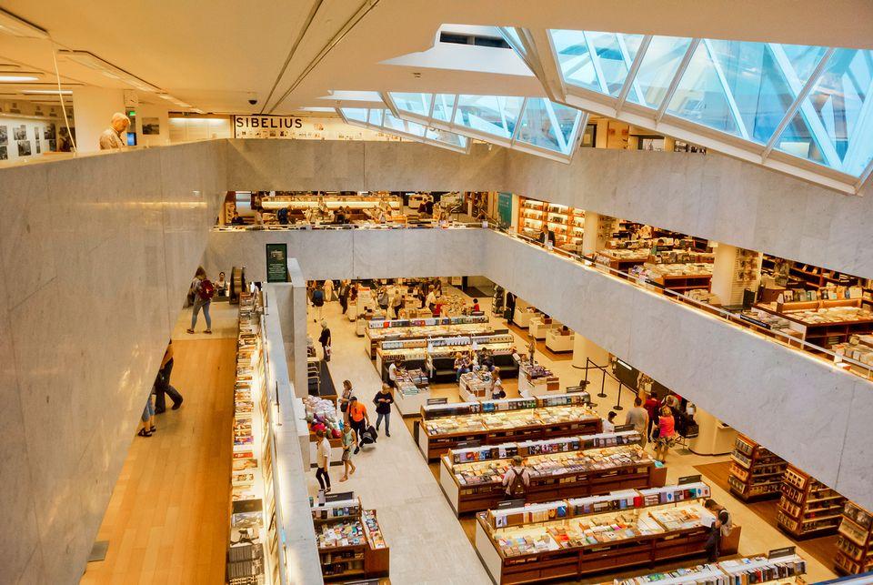 Stockmann исследует возможность продажи здания Kirjatalo | Yle Uutiset | yle.fi