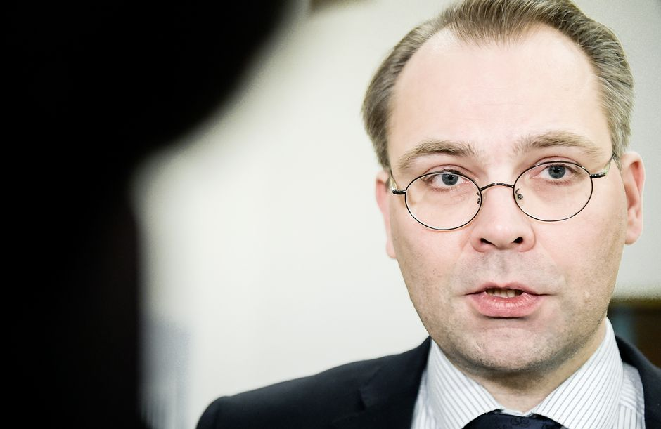 Jussi Niinistö