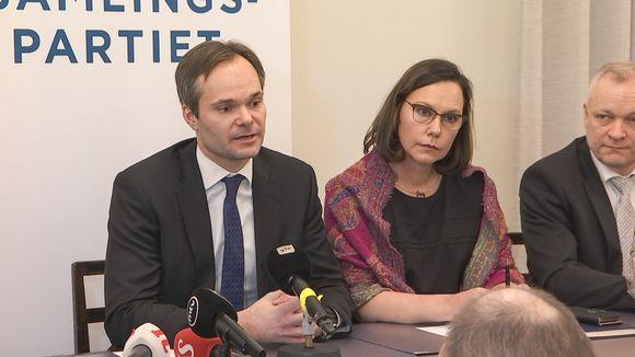 Uudeksi ministeriksi nousee Anne-Mari Virolainen ja sisäministeriksi valitaan ulkomaankauppa- ja kehitysministeri Kai Mykkänen.