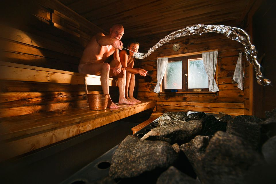 Regular sauna bathing significantly reduces the risk of stroke