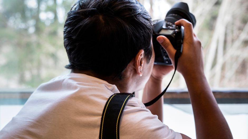 Mosi Herati harrastaa valo- ja videokuvausta