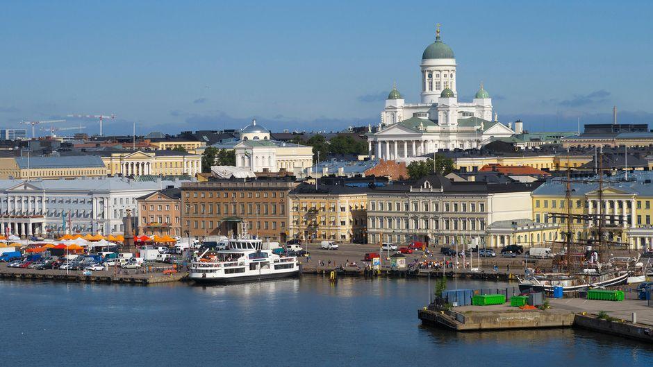 Helsinki kauppatori