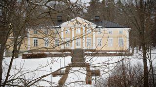 Königstedtin kartano maaliskuussa 2018.