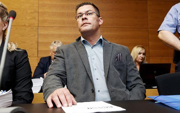 MV-julkaisun perustaja Ilja Janitskin Helsingin käräjäoikeudessa 13. kesäkuuta
