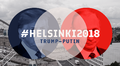 #Helsinki2018