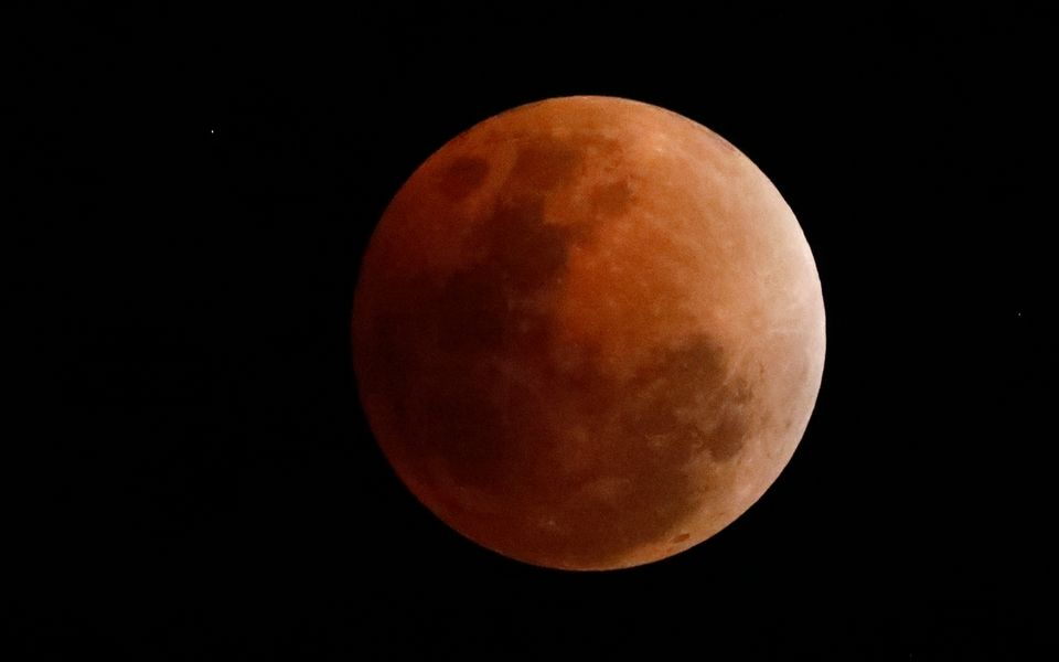 Blood Moon Pictures: The Best Images Of The Summer Spectacle