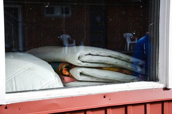 Patjoja ikkunan takana, lakkautettu, SPR Laitilan vastaanottokeskus