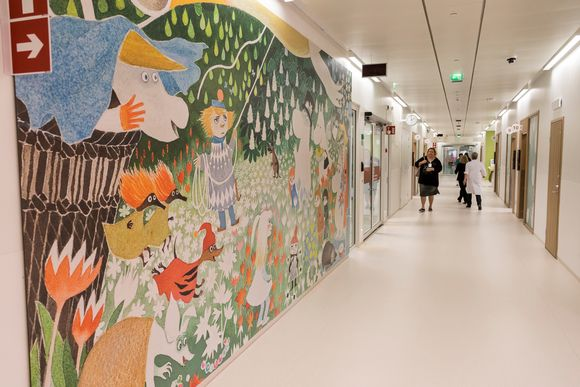 Robotic surgery successfully performed on 5 children in Helsinki