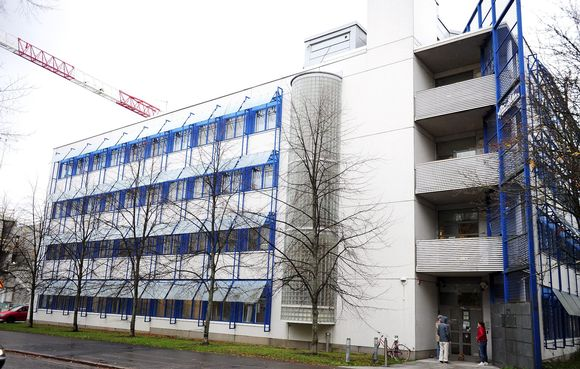 Kevan entinen toimistotalo Helsingin Lauttasaaressa