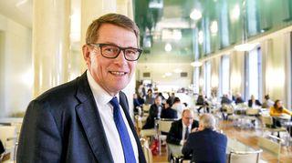 Keskustan kansanedustaja Matti Vanhanen