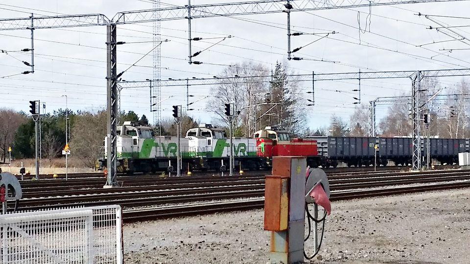 Juna Tukholma Kööpenhamina
