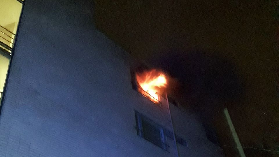 Suspected Molotov cocktail used in Helsinki apartment blaze, police say | Yle Uutiset | yle.fi