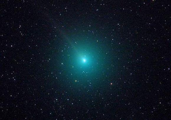 Komeetta 46P/Wirtanen.
