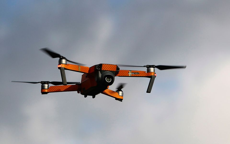 Police allowed to stop drones if new law steps into effect
