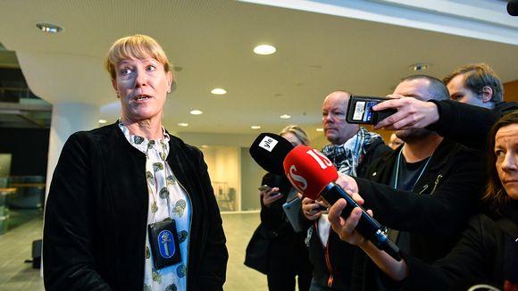 Tutkinnanjohtaja Kirsi Kanth.